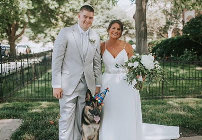 -Bandit wedding bday pic #1 7-19